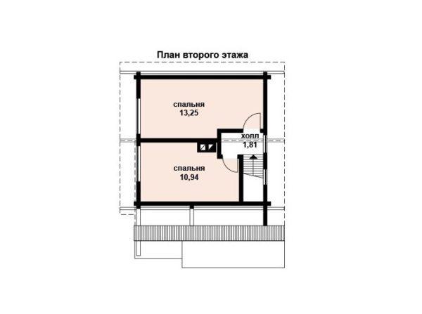 """harbin2 1 600x447 - Двухэтажный дом """"Харбин"""""""